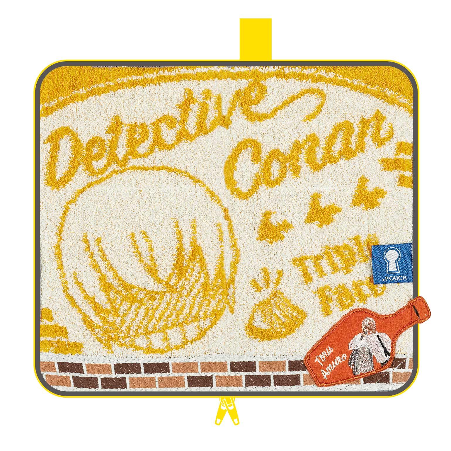★マスクケース プレゼント付き★☆ラッピング可能☆どっとポーチ 名探偵コナン キープスタンド B