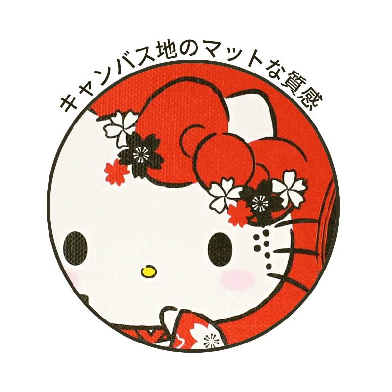 ☆ラッピング可能☆はろうきてぃ浅草キャンバスアート