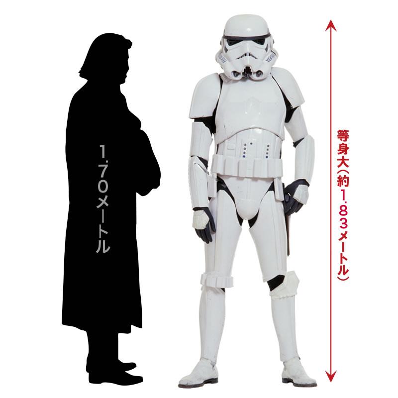 カベデコール STAR WARS(ストーム・トルーパー)【ご注文より15営業日前後にて発送】
