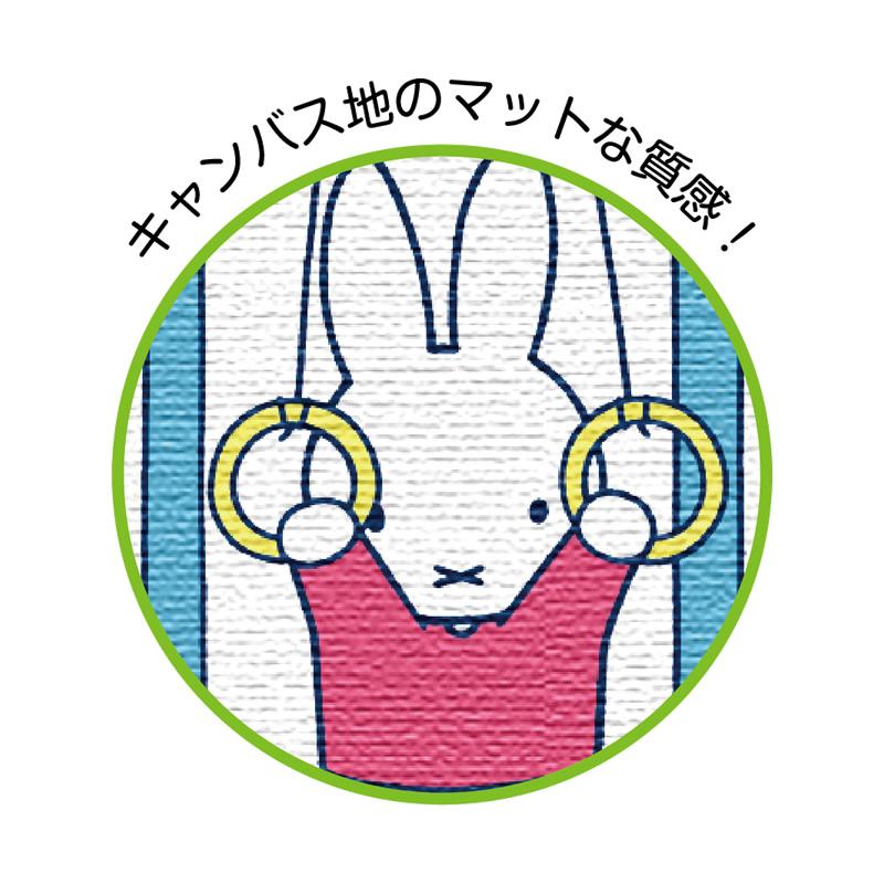 ☆ラッピング可能☆ミッフィー キャンバスアート miffy sports【ご注文より15営業日前後にて発送】