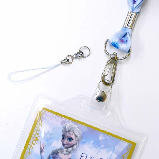 アナと雪の女王 カードホルダー付きネックピース