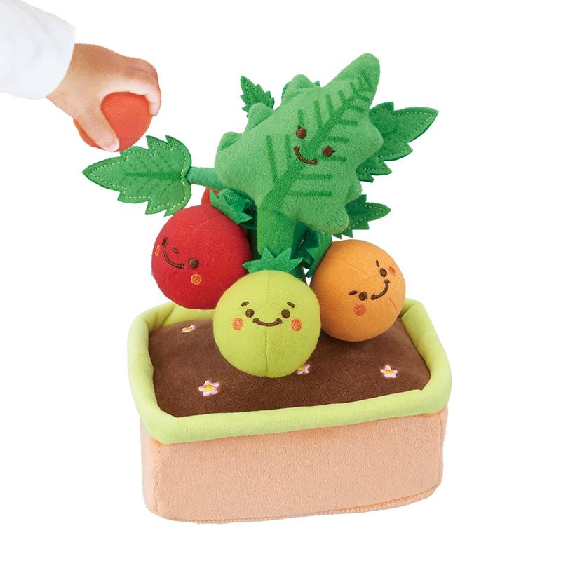 ☆ラッピング可能☆ミニファームシリーズ NEWもぎもぎトマト畑