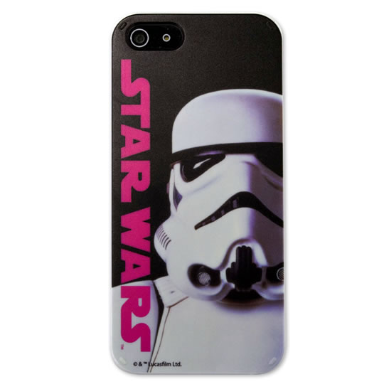 カスタムカバー Slim Grip iPhone 5s/5 STAR WARS【iPhone SE/5s/5対応】
