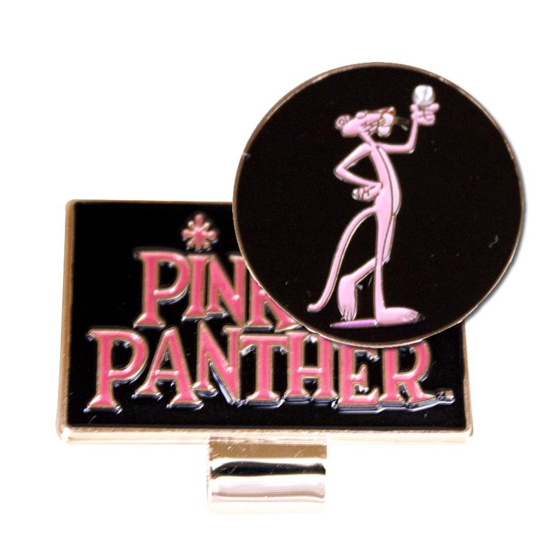 ボールマーカー ピンクパンサー