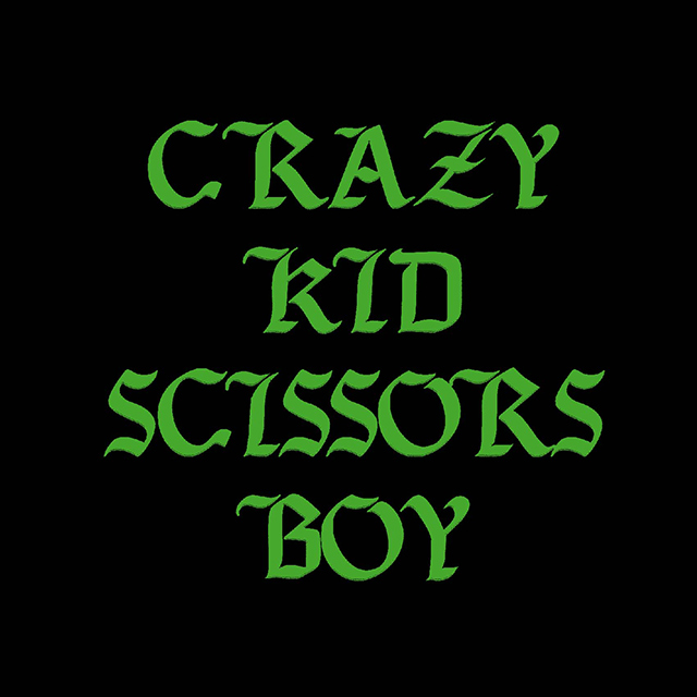 TKD SCISSORS BOY TEE