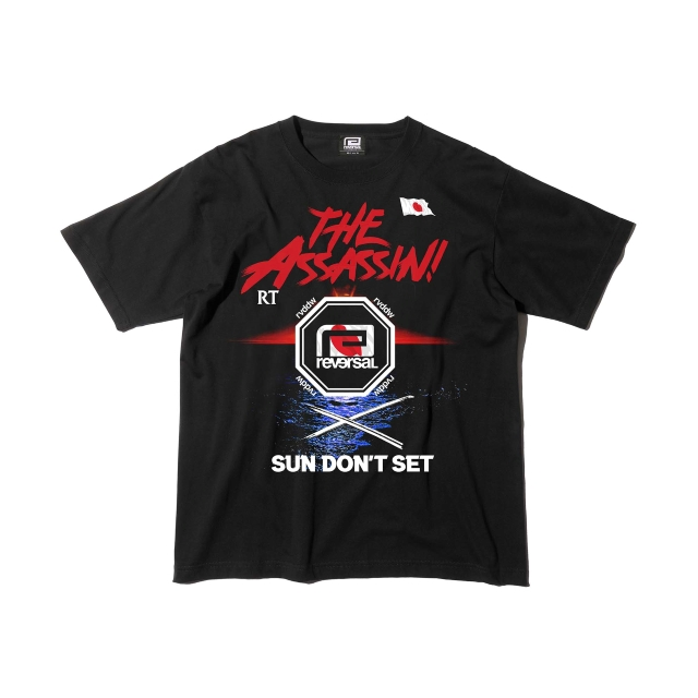 GENOME  OF THE ASSASSIN TEE