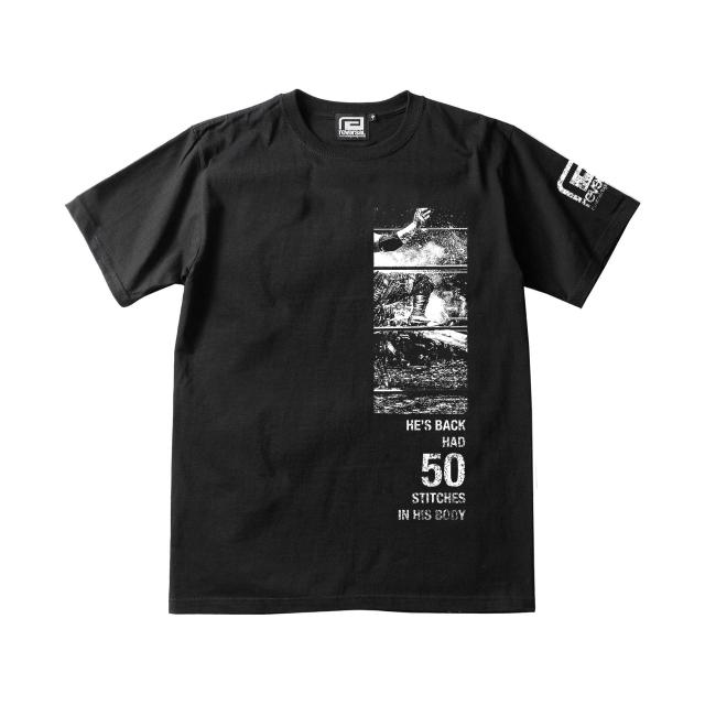 TKD 50 STITCHES TEE