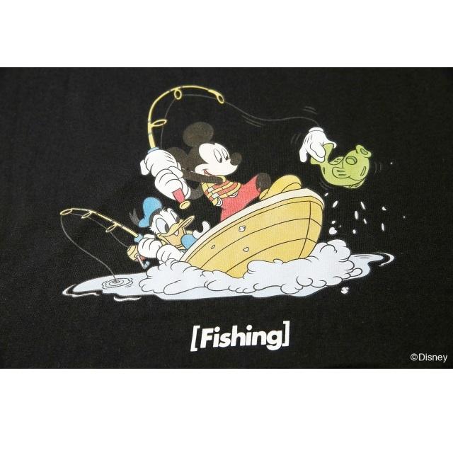 〈Mickey Mouse〉 Fishing TEE