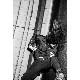 W-LOGO PEs MVS BIG SILHOUETTE LONG SLEEVE