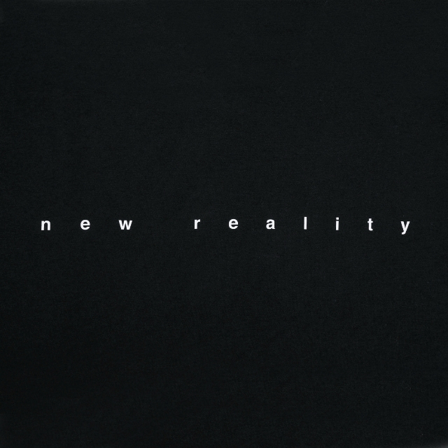new reality 2021 S/S Oversized Performance Tee