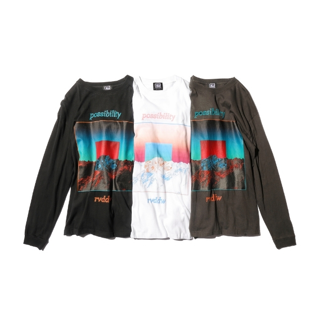 VTW SUPER HEAVY LONG SLEEVE