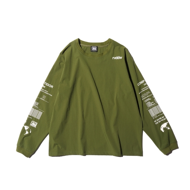4WAY NYLON LONG SLEEVE