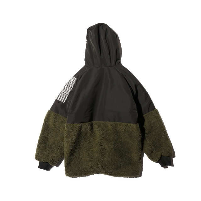 WMC BOA FLEECE HOODY