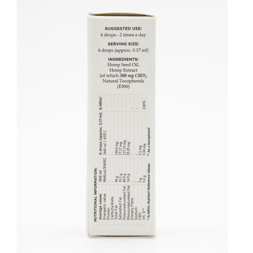 エネクタ 3%CBDオイル(CBD300mg/10ml)