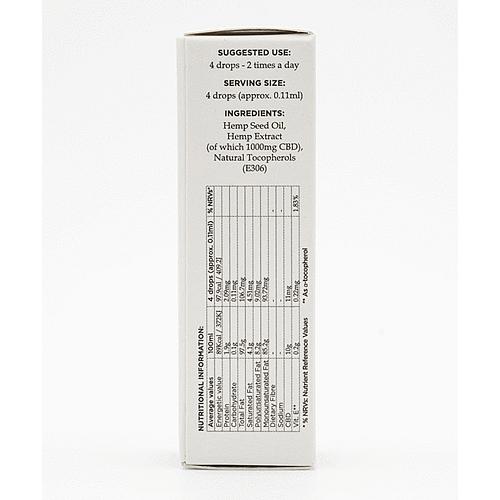 エネクタ 10%CBDオイル(CBD1000mg/10ml)