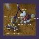 翡翠「トリ」とトンボ玉のバックチャーム W5208 送料無料 オリジナル一点物