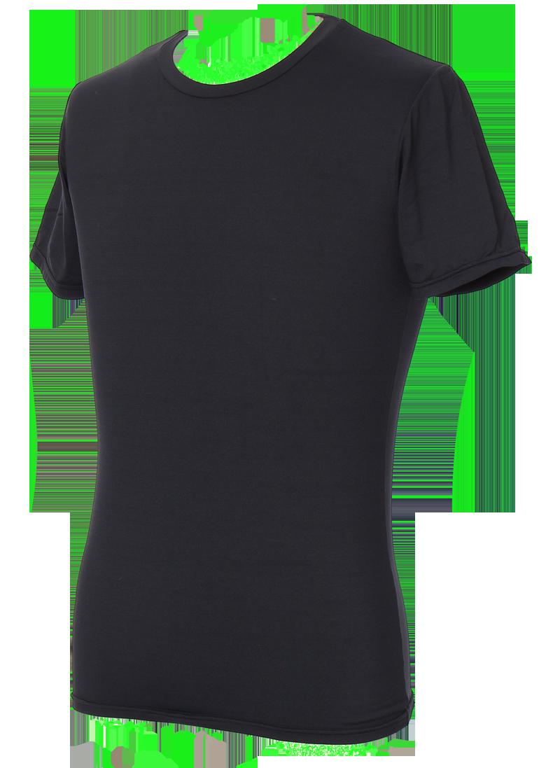 【持続性涼感】【熱中症対策】『氷爽』ヒョウソウ メンズ丸首半袖Tシャツ UVケア UPF50+ 吸汗速乾 (CL13)