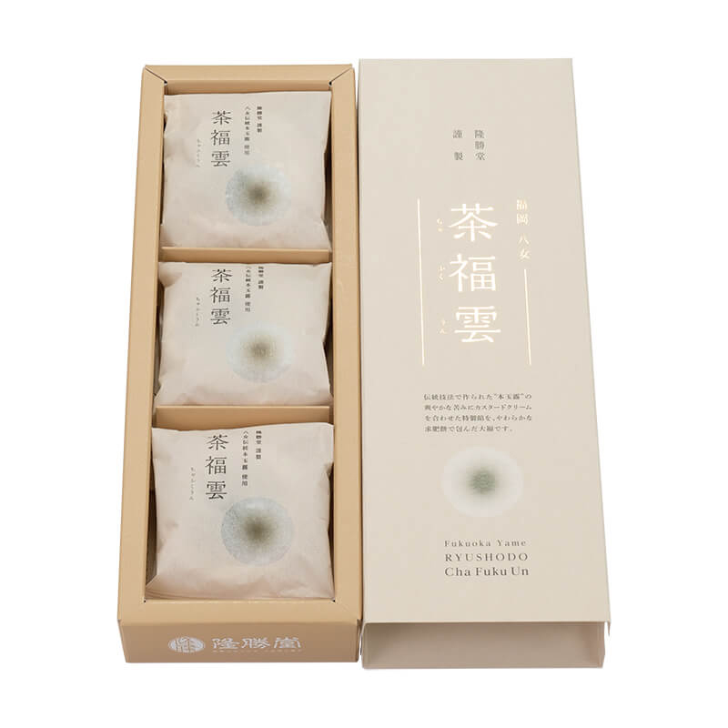 茶福雲(6個入り)