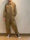 HARROW TOWN STORES/ハロータウンストアーズ  COTTON TWILL WORK OVERALLS ・ NHT2013  [送料無料]