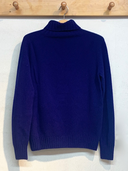 "ARMEN/アーメン ""Modele Particulier ARMEN"" POLO NECK SADDLE SHOULDER P/O  ・ JNAMP1651 [送料無料]"