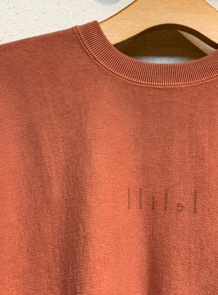 SALE lelill/レリル  リバーウイーブジップスウェット ・ 591-0260621