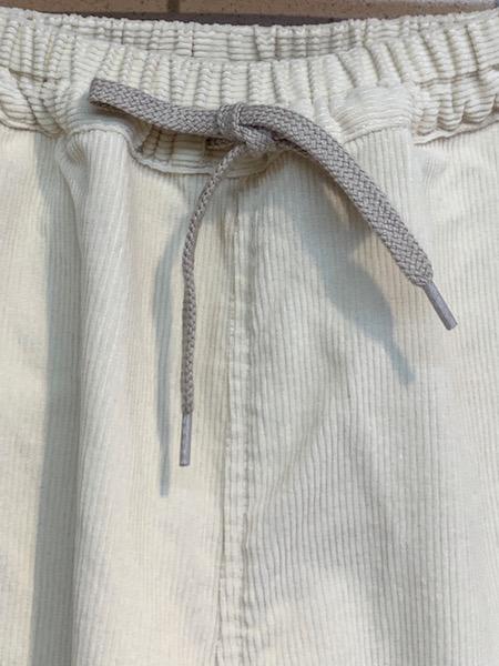 ARMEN/アーメン T1 CORDUROY EASY PANTS (WASH) ・ NAM1862T1 [送料無料]