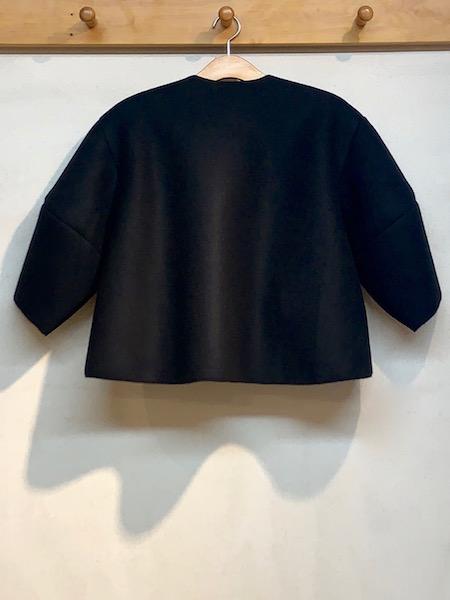 SALE mizuiro-ind./ミズイロインド ボンディングショートジャケット ・  3-279319
