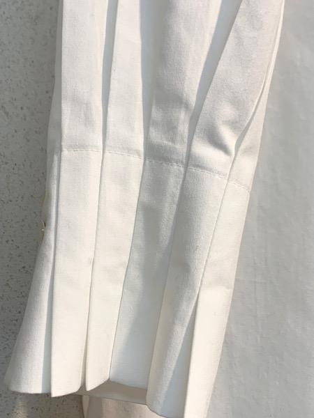MICHEL BEAUDOUIN/ミッシェルボードワン コットンレクセルバンドカラーロングシャツ  ・ MB-A9005 [送料無料]