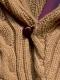 William Lockie/ウイリアム ロッキー  ARRAN SHAWL CARDIGAN ・ NWL1851 [送料無料]