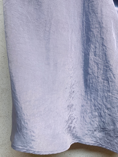 Ma couleur/マ クルール  ウォッシャブルアセテート ボウタイリボンブラウス ・ J-4140 [送料無料]