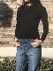 『ゆうパケット対応』 GREEN HILL/グリーンヒル 50/50 サーマルクルーネック長袖カットソー(ワンウォッシュ) ・ #500TW