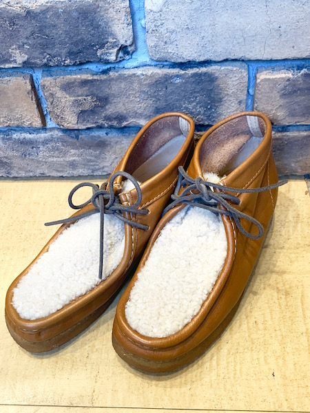 HARROW TOWN STORES/ハロータウンストアーズ UPPER SHEEP SKIN WALLABEE ・ PHT1951S [送料無料]