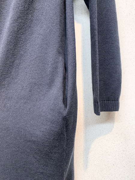 TANG/タング   Extrafine Merino Wool×Cotton ロングカーディガン ・ 1820313 [送料無料]