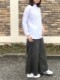 HARROW TOWN STORES/ハロータウンストアーズ  HEAVY WEIGHT COTTON TWILL OVERDYE  EASY PANTS ・ NHT1764DT  [送料無料]