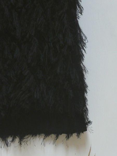 yangany/ヤンガニー カットジャガードノースリーブブラウス ・ F-5430