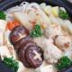 軟骨入りつくねとお野菜の玄米胚芽鍋セット(炊き立て玄米ごはん付き)