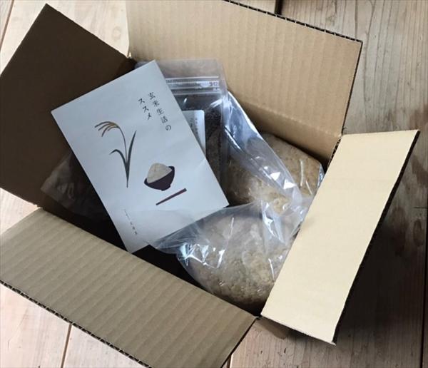 実身美の炊き立て玄米ごはん(150g×12個入)