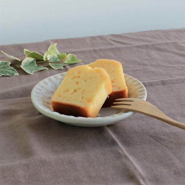 【数量限定】有機レモンとココナッツオイルの米粉パウンドケーキ(1カット)