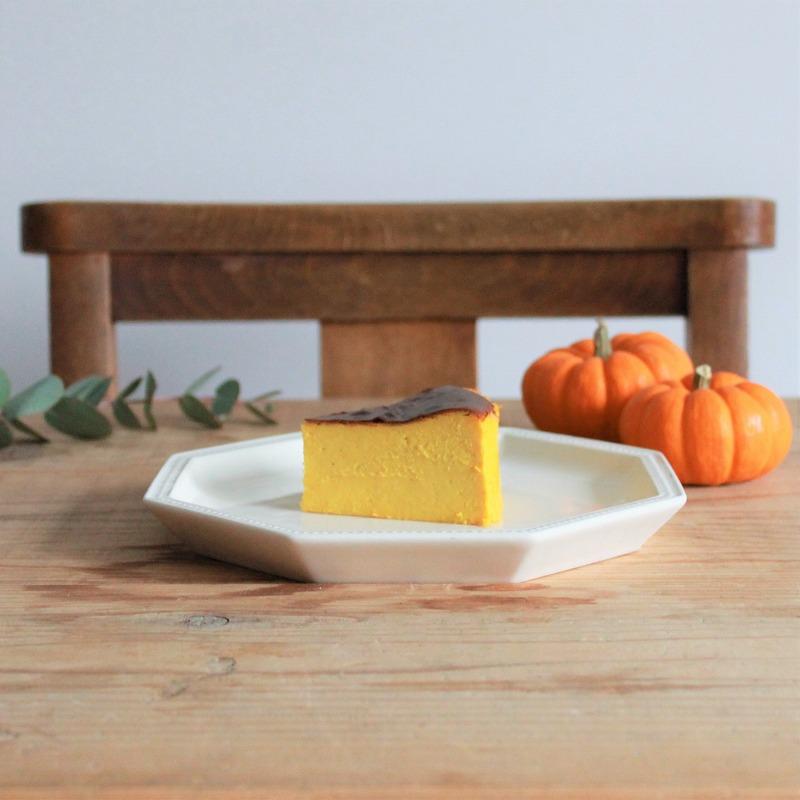 【数量限定】カボチャのバスクチーズケーキ(4号)