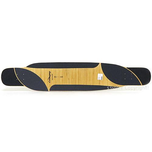 ローデッド バングラ V2 フレックス 2 デッキ 【LOADED BHANGRA V2 FLEX 2 DECK】 スケートボード スケボー ロンスケ ロングボード SKATEBOARD サイズ:9.5 x 48.5