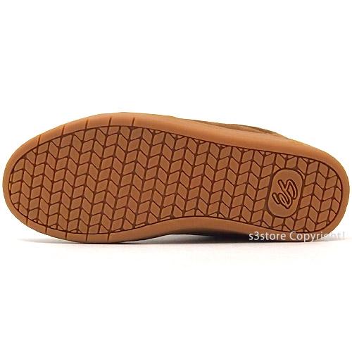 エス アクセル オージー 【es ACCEL OG】 スケートボード 靴 スニーカー スケシュー メンズ コーディネート ストリート SKATEBOARD カラー:BROWN/GUM