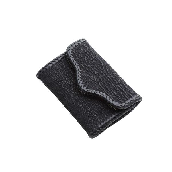 サメ革/シャークレザー コインケース