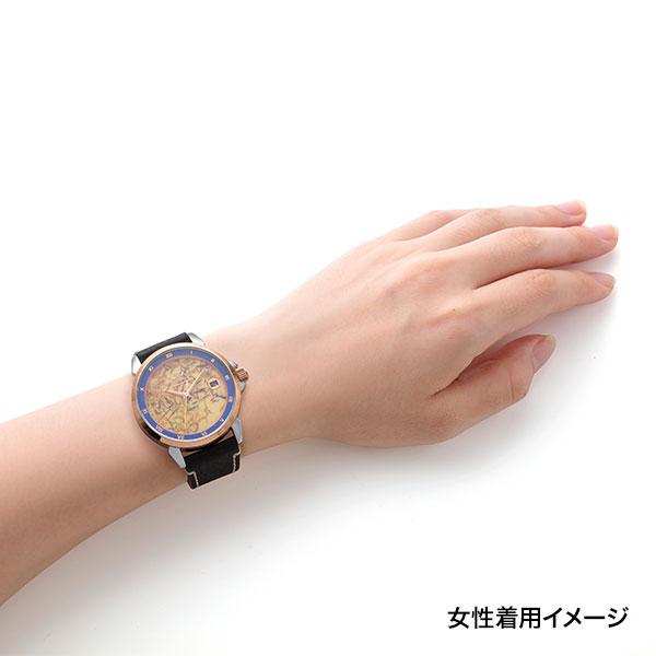 スターリングオパール クオーツ電池式腕時計 WQPR-4-OP/WBS-14-BK-22