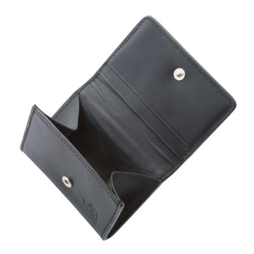 本革コインケース ブラック オイルドレザー CCO-38-BK