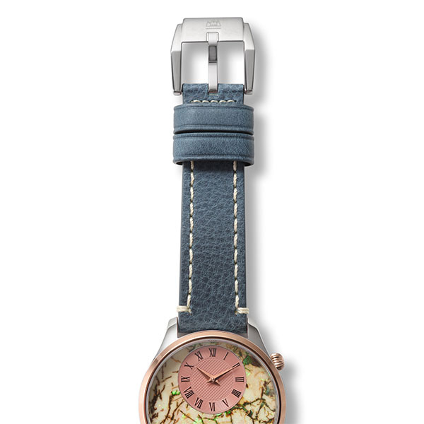 スターリングオパール クオーツ電池式腕時計 WQPR-5-OP/WBS-14-NAV-20