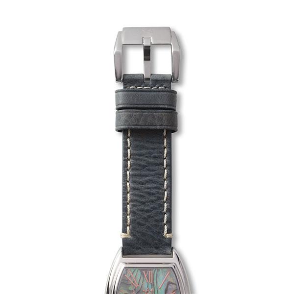 パウアシェル クオーツ式腕時計