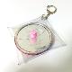 きらきら★缶バッチ・缶ミラー(白印刷) 75mm