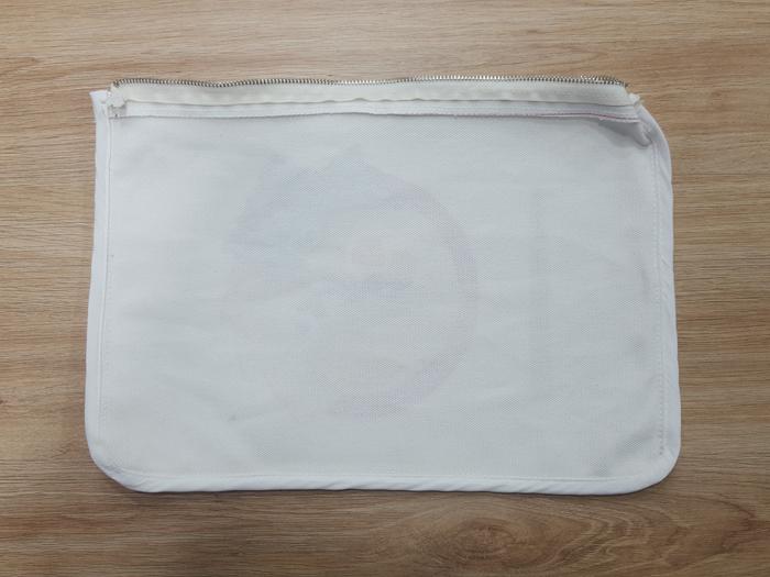 布クラッチバック(片面印刷)