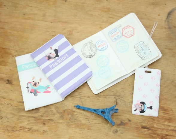 パスポートケース(フルカラー全面印刷・DS生地)