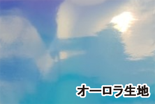 <EVENT>グリッター入りパスケース2個1SET(縦型/オーロラ・ラメ生地/ボールチェーン付き/グリッター変更可能)